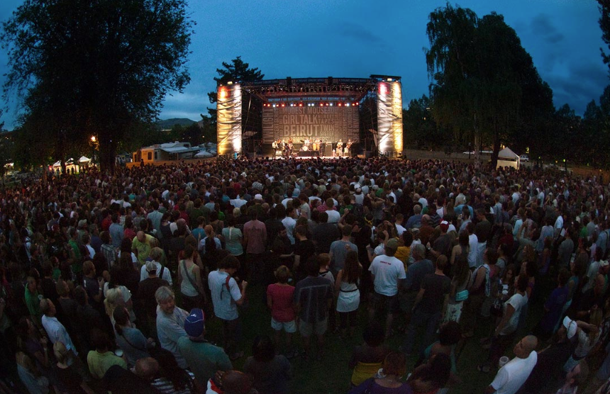Twilight Concert Series 2014 Headlining List